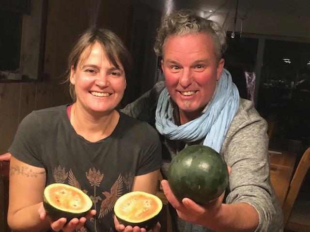 Melon d'eau Blacktail Mountain - Restaurant chez Mathilde